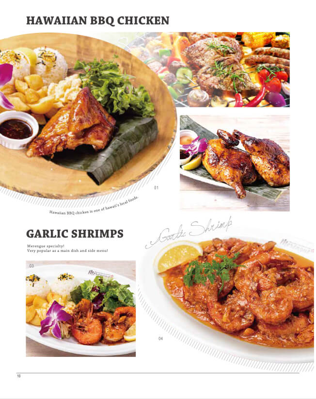 HAWAIIAN BBQ CHICKEN & HAWAIIAN SPECIAL FOOD 商品画像